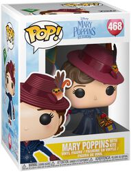 Mary Poppins Avec Cerf-Volant - Funko Pop! n°468