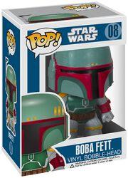 Figurine En Vinyle Boba Fett