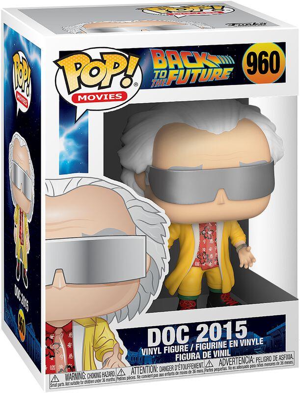 Doc 2015 - Funko Pop! n°960