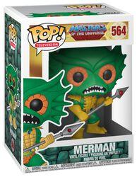 Figurine En Vinyle Merman 564 (Chase Possible)