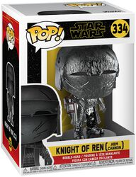 Épisode 9 - L'Ascension De Skywalker - Chevalier de Ren (Bras Canon) (Chrome) - Funko Pop! n°334