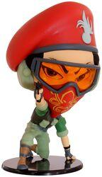 Siege - Six Collection - Figurine Chibi Alibi