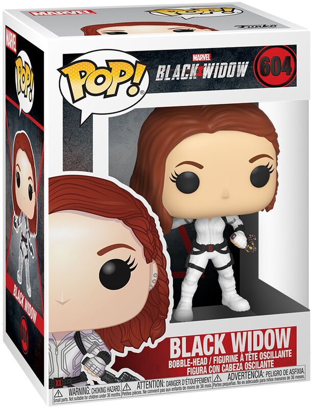 Black Widow - Funko Pop! n°604
