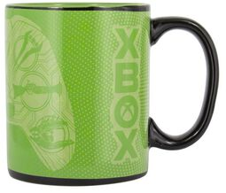 Xbox - Mug Thermo-Réactif
