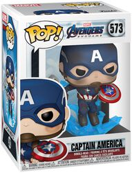 Endgame - Captain America - Funko Pop! n°573