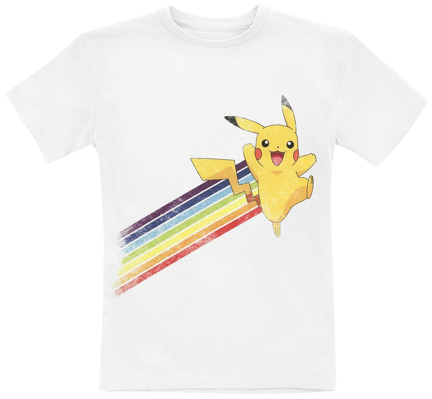 Pikachu - Arc-En-Ciel