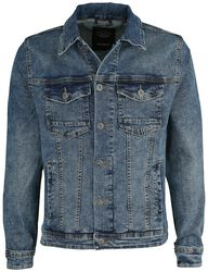 Veste En Jean Slim Fit Deep Blue