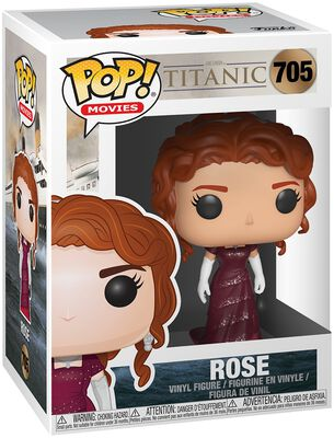 Titanic Rose - Funko Pop! n°705