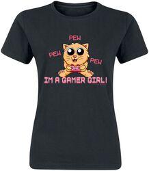I'm A Gamer Girl