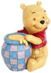 Winnie L'Ourson Avec Un Pot de Miel
