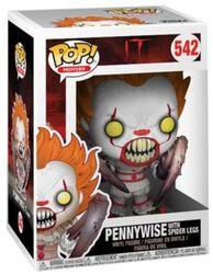 Pennywise Avec Pattes D'Araignée - Funko Pop! n°542