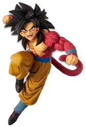 Dragon Ball GT - Super Saiyan 4 Son Goku