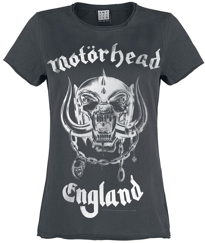 Amplified Collection - Metallic Edition - England
