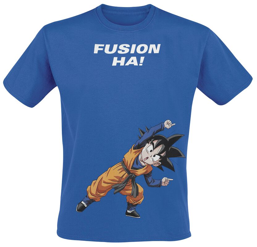 Dragon Ball Super - Goten - Fusion Ha!