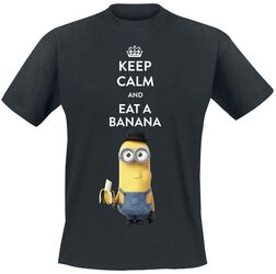 Keep Calm And Eat A Banana