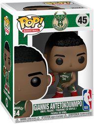 Bucks - Giannis Antetokounmpo - Funko Pop! n°45