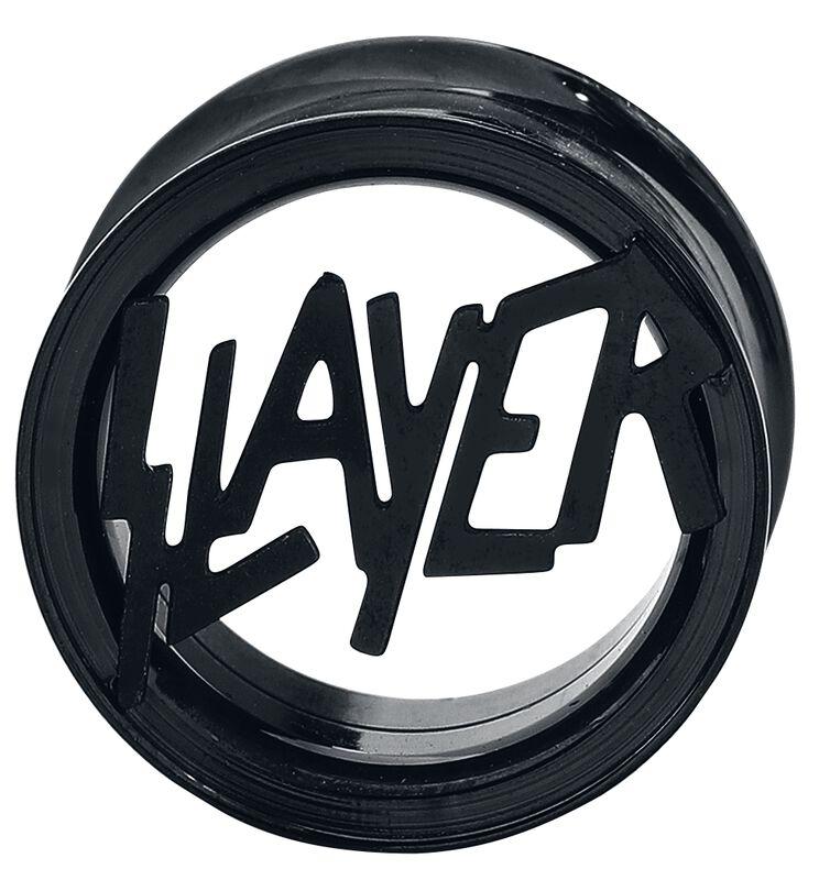 Black Slayer Logo Tunnel