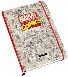 Marvel Comics - Agenda A5 2020