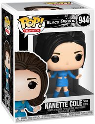 Black Mirror Nanette Cole - Funko Pop! n°944