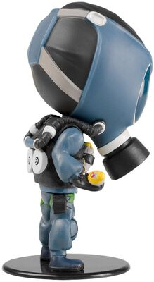 Siege - Six Collection - Figurine Chibi Smoke