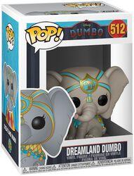 Dumbo (Pays Des Rêves) - Funko Pop! n°512