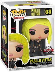 Drag Queens Plabllo Vittar - Funko Pop! n°08