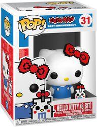 Hello Kitty (8 Bit) (Chase Possible) - Vinyl Figure 31