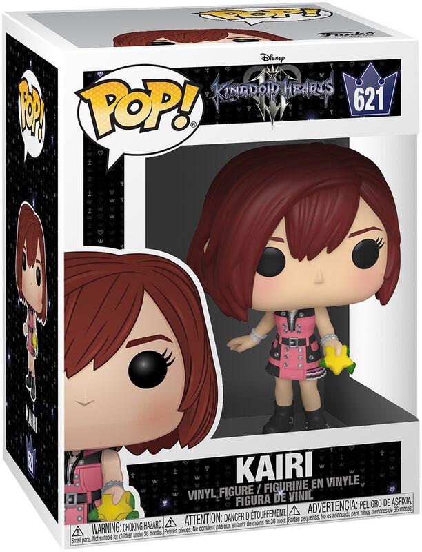 Kingdom Hearts 3 - Kairi - Funko Pop! n°621