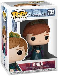 La Reine Des Neiges 2 - Anna - Funko Pop! n°732