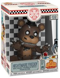 Arcade Vinyl - Figurine En Vinyle Nightmare Freddy 02