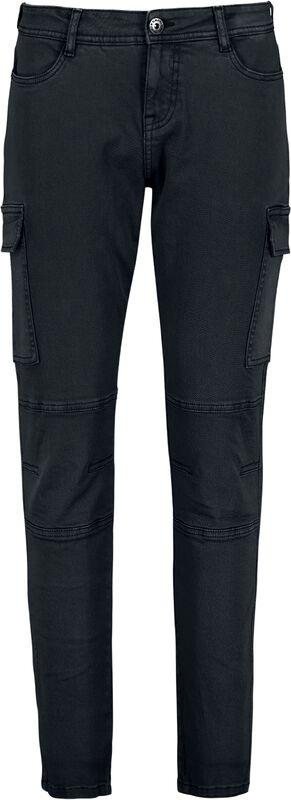 Pantalon Cargo Femme