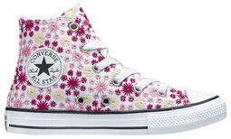 Chuck Taylor All Star - Fleurs Roses