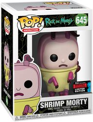 NYCC 2019 - Shrimp Morty - Funko Pop! n° 645