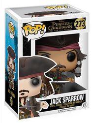 La Vengeance De Salazar - Jack Sparrow - Funko Pop! n°273