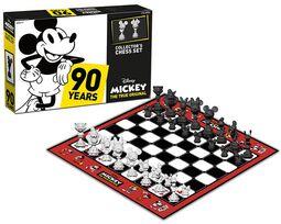 Mickey' 90th Anniversary - Jeu D'Échecs Mickey (Édition Collector)