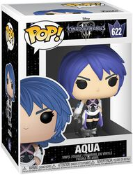 Kingdom Hearts 3 - Aqua - Funko Pop! n°622