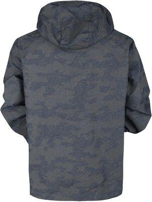 Veste Mi-Saison Motif Camouflage