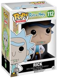 Rick - Funko Pop! n°112