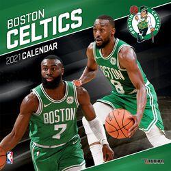 Boston Celtics - Calendrier 2021