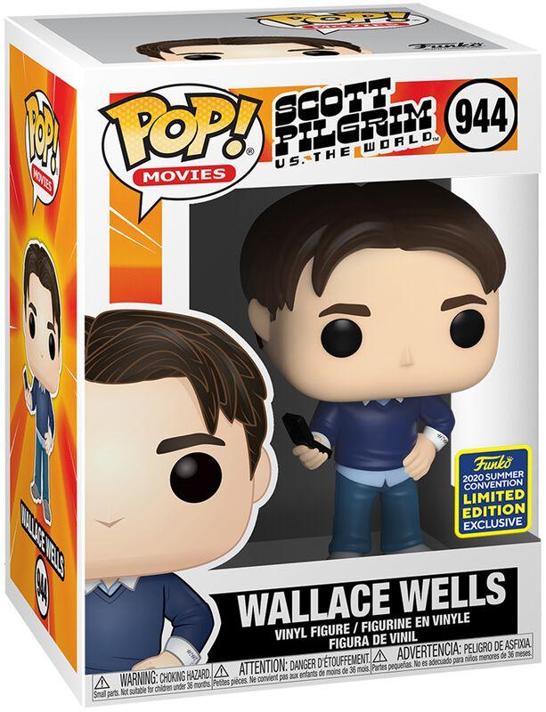 SDCC 2020 - Wallace Wells (Funko Shop Europe) - Funko Pop! n°944