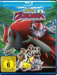 Pokémon 13 : Zoroark : Maître De L'Illusion