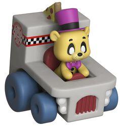 Super Racers  - Figurine En Vinyle Golden Freddy