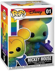 Pride 2020 - Mickey Mouse (Arc-En-Ciel) - Funko Pop! n°01