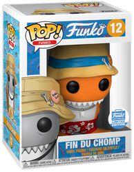 Fantastik Plastik - Fin Du Chomp (Funko Shop Europe) - Funko Pop! n°12